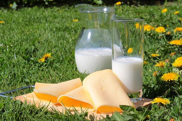 Produce - Dairy Deliveries - Underdown Dairy